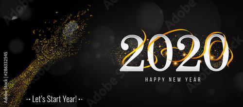Photo  2020 New Year