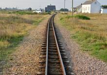 Narrow Gauge Railway Track At ...