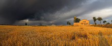 Panoramic Landscape Summer Wit...