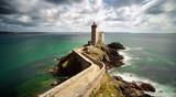 View of the lighthouse Phare du Petit Minou