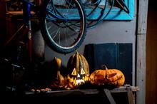 Halloween October Holiday Oran...
