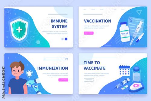 Fotografía  vaccination