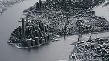 New York, Manhattan Map