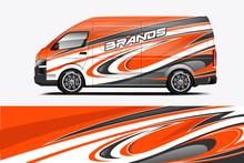 Van Wrap Livery Design For Com...