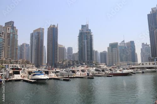 Foto Marina à Dubaï, Émirats arabes unis