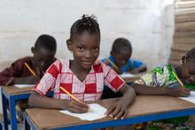 Education Symbol For Little Af...