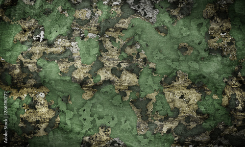 abstract grunge military background - 286490772