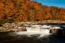 Ohiopyle Falls - Long Exposure...