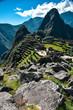 Machu Picchu UNESCO World Heritage Site in Peru