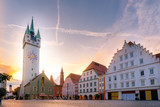 Stadtturm / Stadtplatz / Straubing / Gäuboden / Niederbayern