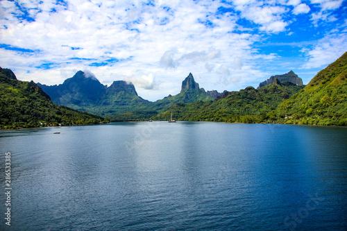 Stampa su Tela Tahitian Dreams
