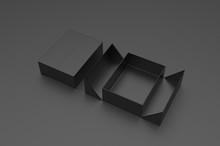 Blank Hard Box For Branding An...