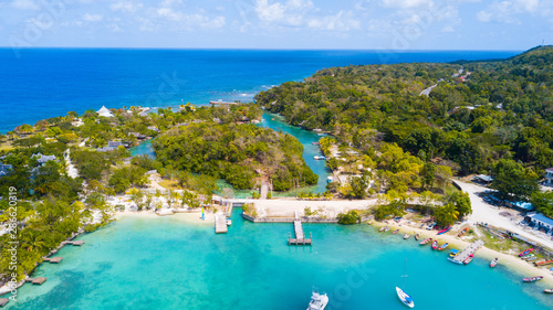 Fotografia James Bond Beach,Jamaica,Caribbean