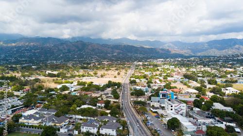 Valokuvatapetti Kingston,Jamaica