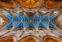St. Giles Cathedral Roof, Edin...
