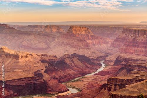 Cuadros en Lienzo Grand Canyon, Arizona, USA from the South Rim