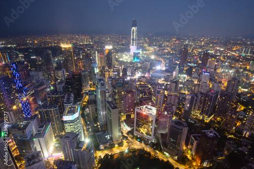 Photo Aerial View of Kuala Lumpur