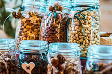 Different Types Of Nuts And Se...