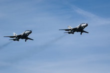 A PAIR ATTACK AIRCRAFT - Polis...