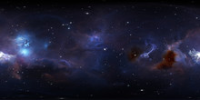 360 Degree Space Background Wi...