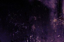 Old Grunge Purple Textured Background. Creat Background With Copy Space