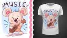 Bear Play Music - Idea For Pri...