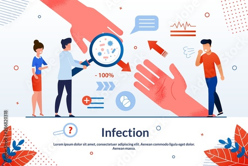 Valokuva  Infection Emergency Infected People Treatment