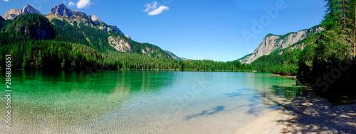 Foto Lago Smeraldo nel Parco Naturale Adamello Brenta