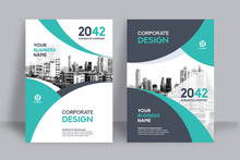 City Background Business Book ...