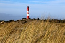 Amrum Lighthouse North Frisian...