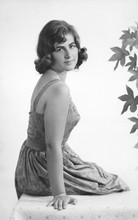Vintage Retro 1960s Monochrome...
