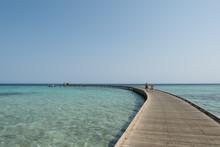 Water Walk At Soma Bay, Hurghada, Egypt