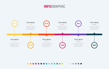 Abstract Business Circle Infog...
