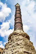 The Column Of Constantine, Als...