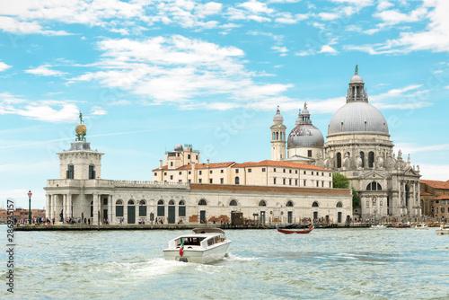 Venice in summer, Italy Fotobehang