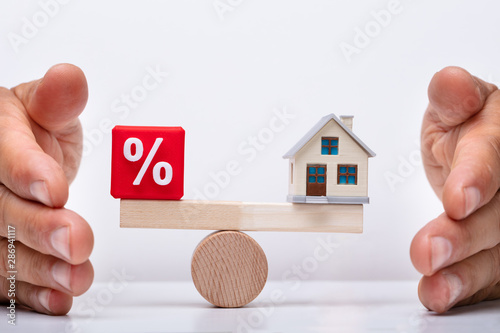 Photo  Protecting Balance Between Percentage And House