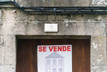 Poster Of A House For Sale In ...
