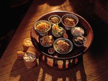 Thai Food. Kantoke - Studio