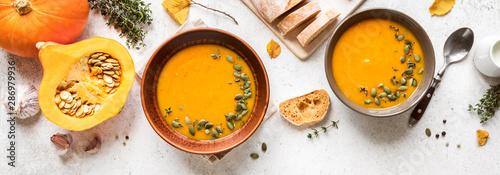 Fotografia Pumpkin Soup