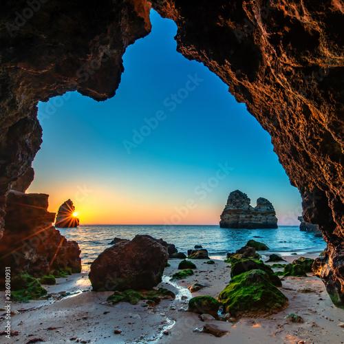 Photo Coastal dream - praia don camillo, Algarve, Portugal