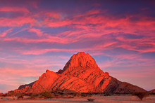Spitzkoppe, Beautiful Hill In ...