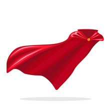 Red Hero Cape.