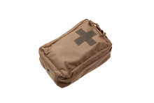 First-aid Kit On White Backgro...