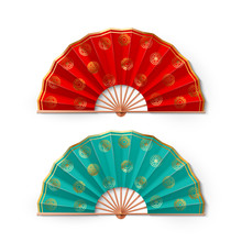 Asian Hand Fan