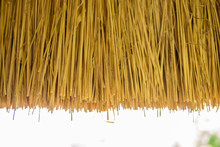 Straw From Thatched Roof