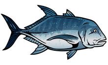 Giant Trevally - Ulua - Sportfish