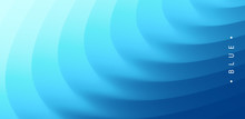 Abstract Waved Background With...