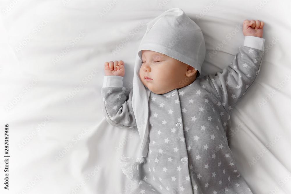 Fototapety, obrazy: Sleeping baby