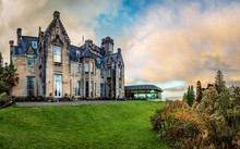 Stonefield Castle At Sunset Wi...