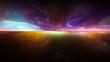 canvas print picture - Sunset Burst